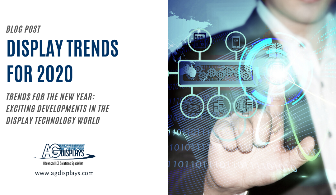 2020: Display Trends for the New Year