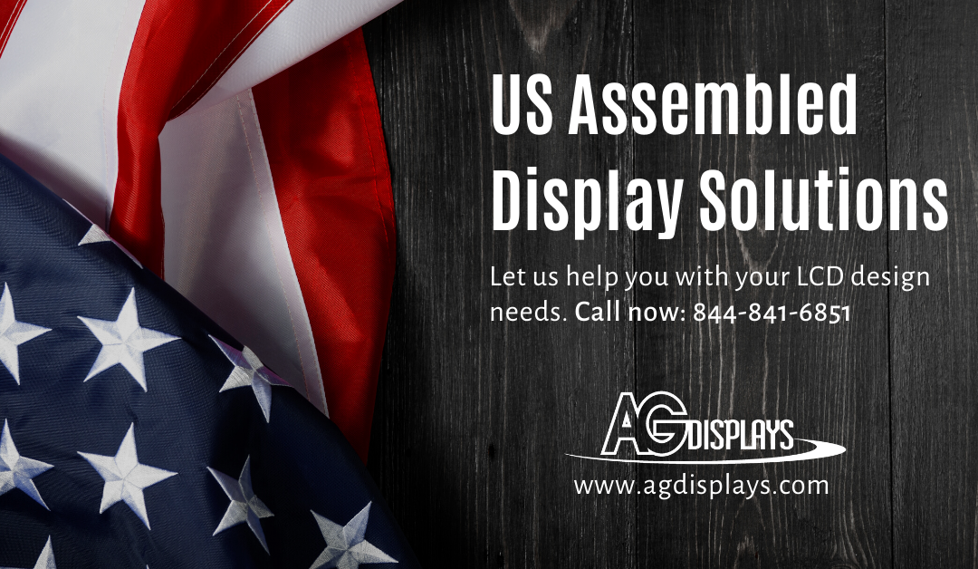 American Assembled LCD Display Solutions