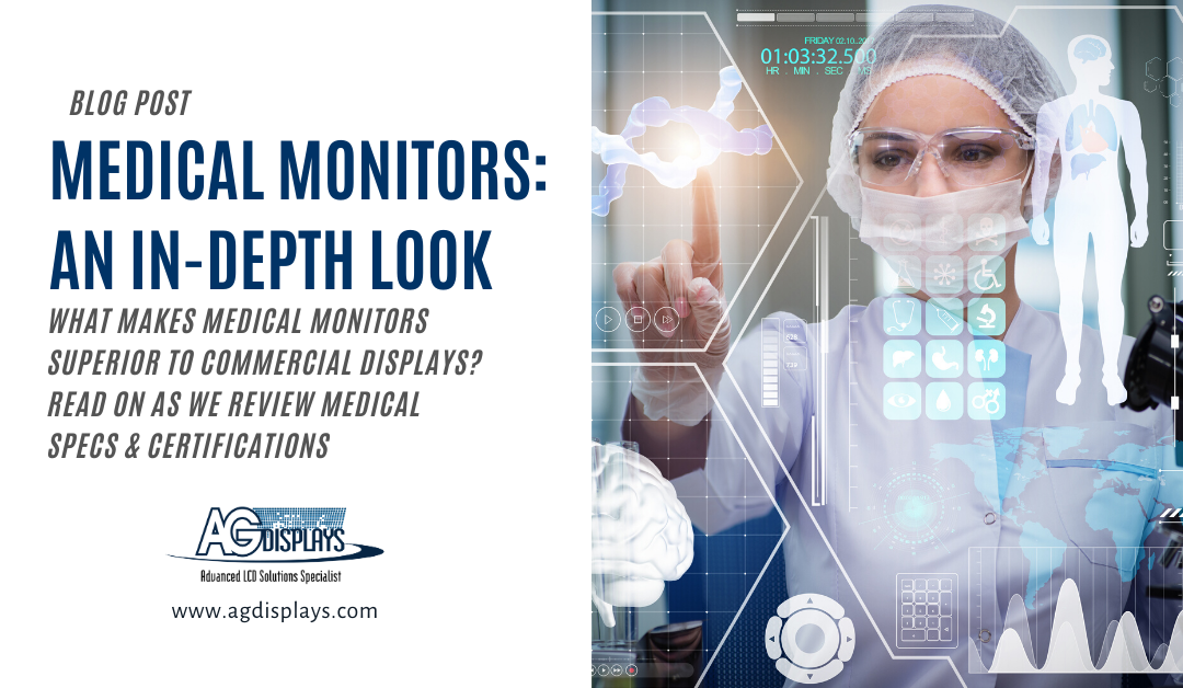 Medical Monitors: An In Depth Look